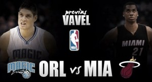 Previa Orlando Magic - Miami Heat: punto de partida