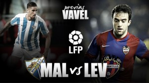 Previa: Málaga CF - Levante UD: ganar sí o sí