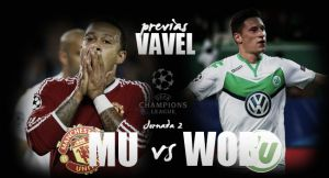 Manchester United - Wolfsburgo: ganar para seguir o romper rachas