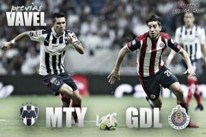 Previa Monterrey vs Chivas: tres puntos para despejar la presión