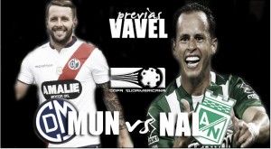 Previa: Deportivo Municipal - Atlético Nacional, El 'rey de América' visita al 'edil' limeño
