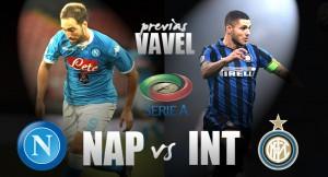 Nápoles - Inter: duelo por la cabeza