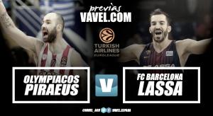 Previa Olympiacos vs Barça Lassa: a asaltar Atenas