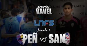 Peñíscola RehabMedic - Santiago Futsal: se abre el telón de una ilusionante temporada