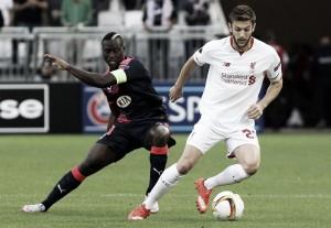 Liverpool - Girondins de Burdeos: Solo vale ganar