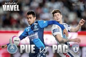 Previa Puebla - Pachuca: en busca de un lugar en la liguilla