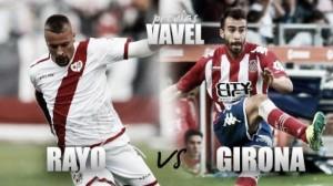 Previa Girona - Rayo: volver a ganar