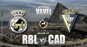 RB Linense - Cádiz CF: un derbi para la inflexión