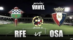 Racing de Ferrol - Osasuna Promesas: en busca de la tranquilidad