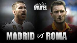Real Madrid vs AS Roma: Benítez empieza en la boca del lobo