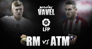 Previa Real Madrid - Atlético de Madrid: descafeinado de máquinas