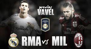 Real Madrid - Milan: crecer o resurgir