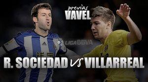 Real Sociedad - Villarreal: duelo de malas rachas en Anoeta