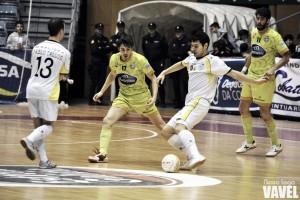 Santiago Futsal - Jumilla Bodegas Carchelo: con prisa y sin pausa
