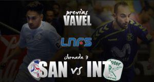 Santiago Futsal - Movistar Inter: los partidos duran cuarenta minutos