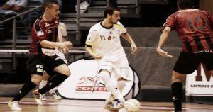 Santiago Futsal - Levante UDDM: choque entre rivales directos