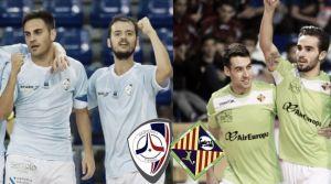Santiago Futsal - Palma Futsal: la Copa de España desde distinto prisma