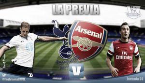 Tottenham Hotspur - Arsenal: derbi con sabor a Champions