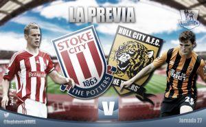 Stoke City - Hull City: los 'potters' miden la recuperación de los 'tigers'