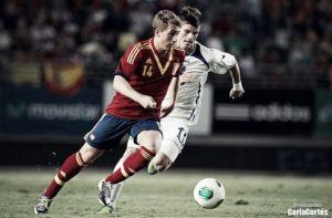 España - Bélgica: una prueba para la nueva generación