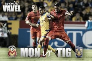 Previa Monarcas – Tigres: van por los 3 puntos