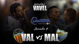 Valencia CF - Málaga CF: ni la sombra de lo que se espera