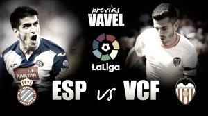 Previa RCD Espanyol - Valencia CF: sin objetivos en juego, solo queda el honor