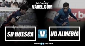 Previa Huesca-Almería: objetivo volver a ganar en casa