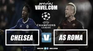 Previa Chelsea - Roma: el partidazo del miércoles