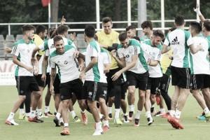 Real Betis - Werder Bremen: La pretemporada continúa con la Dresden Cup.