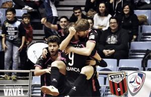 DLink Zaragoza - Santiago Futsal: la vuelta de Juanjo Catela