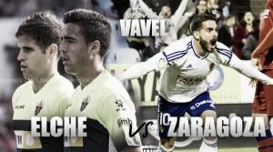 Previa Elche - Real Zaragoza: la victoria, una obligación
