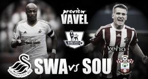 Swansea - Southampton: los Swans prueban a unos imbatibles Saints