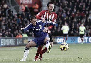 Chelsea - Southampton: aparente igualdad en posiciones desconocidas