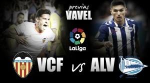 Previa Valencia CF - Deportivo Alavés: a pescar en río revuelto