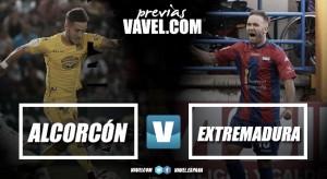 Previa AD Alcorcón - Extremadura: la Copa está de vuelta