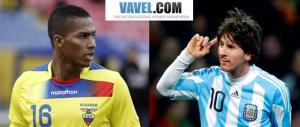 Ecuador - Argentina, así lo vivimos