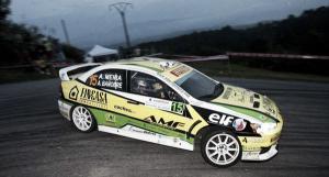 Así es el Rally Rías Baixas