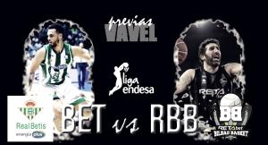 Previa Real Betis Energía Plus vs RETAbet Bilbao Basket: primera final con distintas metas