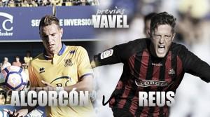 AD Alcorcón – CF Reus: A sumar para seguir arriba