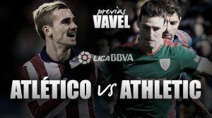 Atlético de Madrid - Athletic Club: duelo de altura con sabor a revancha