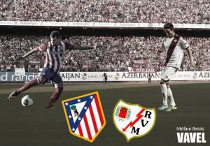 Atlético de Madrid - Rayo Vallecano: duelo de sensaciones positivas