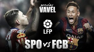 Sporting de Gijón - FC Barcelona: más que tres puntos
