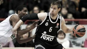 Real Madrid - Unics Kazan: el 'Top 16' a tiro