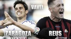 Real Zaragoza – CF Reus: contra un campeón en horas bajas