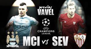 Manchester City FC - Sevilla FC: puntuar o dejar de soñar