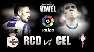 Previa Deportivo de La Coruña - Celta de Vigo: en juego más que un partido de fútbol