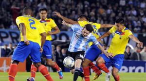 PREVIA: Ecuador vs. Argentina