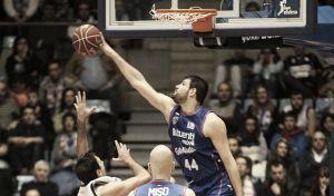 Estudiantes – Gipuzkoa Basket: los vascos quieren jugar la Copa