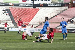 Nàstic de Tarragona - Olímpic de Xàtiva: diversión asegurada